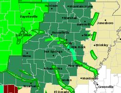 says For Little Rock & All Of Central Arkansas: A Flash Flood Watch For Cleburne..Conway..Faulkner..Garland..Grant..Jefferson..Lonoke..Perry.. Pope.. Pulaski..Saline..Van Buren..White & Yell Co. Til 7PM. Scattered Showers & Thunderstorms. Some With Locally Heavy Rain & 1-2 Strong-Severe.  Hi 81. Tonight & Sunday: Widely Scattered Showers & Thunderstorms. Lo 65. Hi Sunday 76. Sunday Night Thru Wed: Partly Cloudy. Lo's Near 63 & Hi's 79-84. For Updates & Info See - www.weather4ar.org…