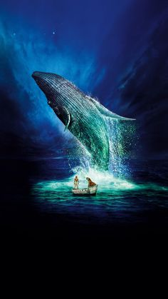 036 Life of Pi - Fantasy Adventure Novel Film Movie Poster Top Movies, Great Movies, Movies And Tv Shows, Awesome Movies, Film Movie, Life Of Pi 2012, New Movie Posters, Films Cinema, 2012 Movie