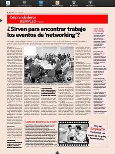 En el periódico Expansión de hoy @elenaarrieta se marca una página sobre #empleo y @EventoEnterate, #TOP pic.twitter.com/t6QOGbnJ9r