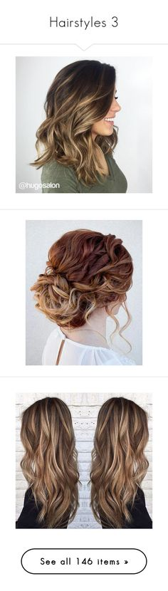 """""""Hairstyles 3"""" by sergi-mariyu-guerra on Polyvore featuring beauty products, haircare, hair, beauty, hair styling tools, curly hair care, hairstyles, cabelo, accessories y hair accessories"""