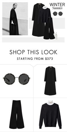 """/"" by darkwood ❤ liked on Polyvore featuring Marni, Rosie Assoulin, women's clothing, women's fashion, women, female, woman, misses and juniors"