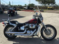 Check Out This 2005 Honda Shadow Spirit 750 (VT750DC) Listing In  Clearwater, FL