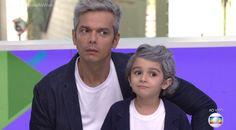 Mini Ota é muito fofo, gente! (Foto: TV Globo)
