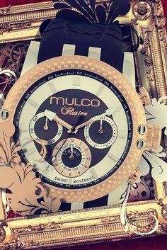 #Relojes #Mulco Diseños que Son toda una obra de Arte
