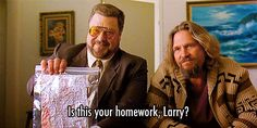 """19 Ways You May Be Walter From """"The Big Lebowski"""""""