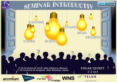 Seminar Introductiv 2015