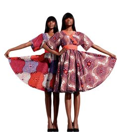 Vlisco -fashion that has a hot and mysterious strength in the designs. Read more http://africafashionguide.wordpress.com/2011/11/01/vlisco-delicate-shades-collection-illustrated/