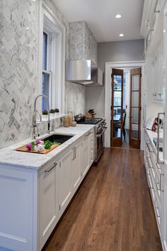 A Smart and Small Kitchen | John Mayne - Previews® Property ...