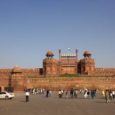 The Red Fort Complex : is a layered expression of both Mughal architecture and planning, and the later British military use of the forts.