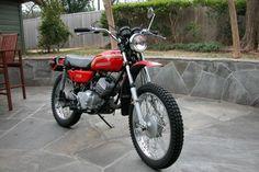 Kawasaki 175 F7