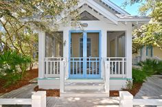 """""""We love this cottage! Love the location And appreciate how well it is maintained for a rental property."""" --Duet Guest Survey, 2017 Grayton Street Please no children ages during spring break; Saturday-to-Saturday stay required in summer. Beach Cottage Style, Beach Cottage Decor, Coastal Cottage, Coastal Style, Yellow Cottage, Coastal Living, Pensacola Beach, Nautical Home, Screened In Porch"""