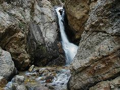 easy utah hike - hidden falls (big cottonwood canyon)