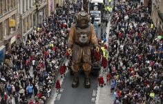 Giant Puppet