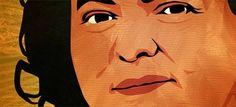 """Berta Cáceres Nació el 4 de marzo de 1971,  en La Esperanza, Intibuca.  Murió asesinada   un 3 de marzo de 2016,  fue una líder Hondureña indígena lenca, feminista y activista del medio ambiente En 2015 obtuvo el Premio Goldman, un galardón denominado el """"Nobel Verde"""" que se concede anualmente como recompensa a defensores de la naturaleza y el medio ambiente. Al año siguiente fue asesinada en su hogar. Revista La Reública"""