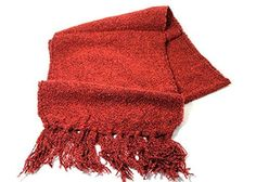Wrap yourself in the cozy, soft warmth of cashmere and merino wool and keep warm this winter! Wool blend is 87% merino wool, 8% Nylon and 5% Cashmere, giving this wool scarf a luxurious softness.  Scarf Wool Blend Rich Red Made in Ireland  Price : Sale  $47.96 Our price: $59.95 You save $11.99 (20%) http://www.biddymurphy.com/Scarf-Wool-Blend-Rich-Ireland/dp/B00FYWXXGW