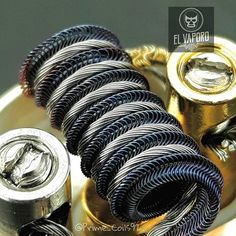 Check out these coil builds for your dripper Vape Coil Builds, Vape Art, Vape Coils, Diy E Liquid, Pen Refills, Pure Products, Check, Friends, Channel