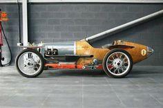 1924 Austin Salamanda Special Old Race Cars, Pedal Cars, Old Cars, Austin Cars, Austin Seven, Hispano Suiza, Porsche 912, Auto Retro, Vintage Race Car