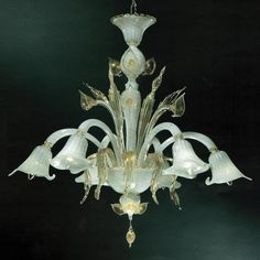 murano-flower-chandelier-with-gold-dust-650