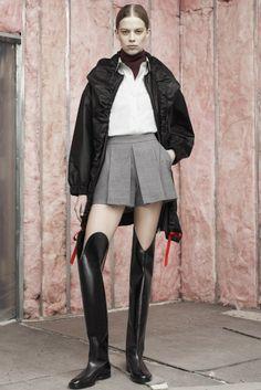 ALEXANDER WANG 2014 PRE FALL | Collection | WWD JAPAN.COM