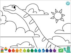 2021: Camp Khan Kids: Dino Week – Khan Academy Dinosaur Tails, Kids Library, Little Learners, Circle Time, Hands On Activities, Nonfiction Books, Coloring Pages, Camping, Fun