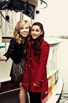 Ariana Grande, Cat Valentine, victorious, sam & cat, jennette mccurdy, icarly, sam puckett