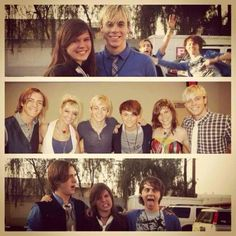 r5 family band   R5 Family October