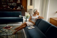 Christine Lagarde : française la plus influente du monde   Vanity Fair