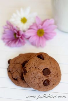 Nutella Cookies, No Bake Cookies, Baking Cookies, Muffins, Buns, Desserts, Food, Tailgate Desserts, Muffin