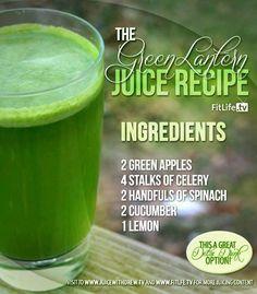 via Juicing Vegetables