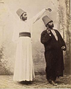 Mevlevi dervishes of Turkey Sufism Islam