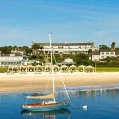Chatham Bars Inn, Chatham, Massachusetts - The 11 Best Historic Beach Resorts in America - Coastal Living
