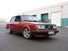 Post pics of your Volvo. - Page 2 - Turbobricks Forums