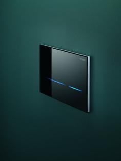 Geberit Sigma80 elektronische 'touch-free' bedieningsplaat, instelbaar in 7 verschillende kleuren
