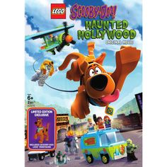 Lego Scooby: Haunted Hollywood (Dvd)