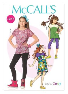 37ecf7f600e84 71 Best Girl s Sewing Patterns To Love images