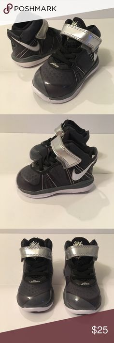 low cost 4822b 24a12 Nike Air Lebron 8 V2 Toddler size 4c Brand new pair of Nike Air Lebron 8