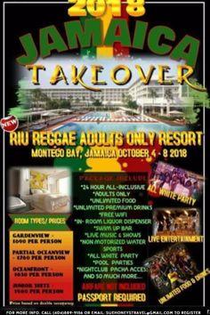 Jamaica take over with Suehoney's Travel