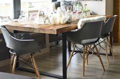 table Dining Table, Interior Design, Furniture, Home Decor, Nest Design, Decoration Home, Home Interior Design, Room Decor, Dinner Table
