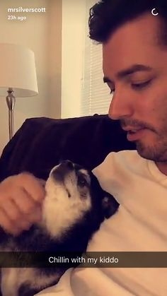 With baby girl Jonathan Silver Scott, Scott Brothers, Property Brothers, Friends Family, Cute Pictures, Corgi, Videos, Disney, Quotes