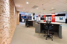 #kantoorverlichting, directe verlichting boven werkplek met AluExtrusions #pendelverlichting.