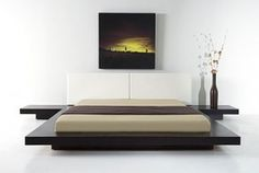 Japanese Platform Beds   posted by www.futons-direct.co.uk