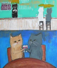 cat wine bar