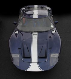 Ford GT40 by Gordon Calder