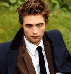 Handsome  Robert
