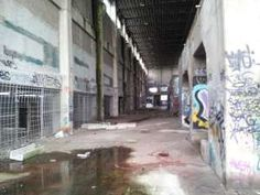 Nazis, sex, slime and violence at old power station ...