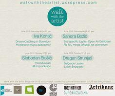 WALK BELGRADE 2015 | PROGRAM