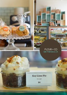 Flour + Co, San Francisco - great gluten free breakfast sandwiches and pastries