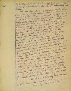 V. Woolf - Mrs. Dalloway transcript
