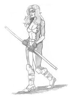 Bobbi Morse Hawkeyes On Again Off Mockingbird Marvel One A Day