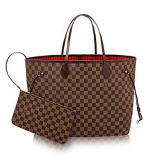 Louis Vuiitton Handbags - LV Neverfull. Like It!